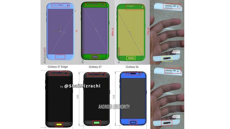Samsung Galaxy S7 C