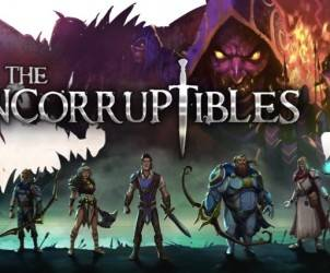 THE INCORRUPTIBLES cover