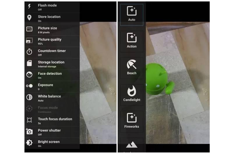 cyanogedmod nightly build snap camera app