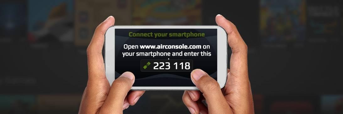 AirConsole app for Android TV 2016
