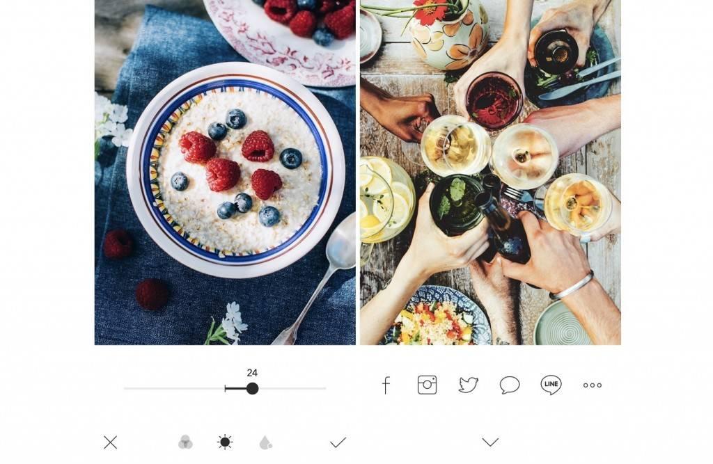 Foodie App 2