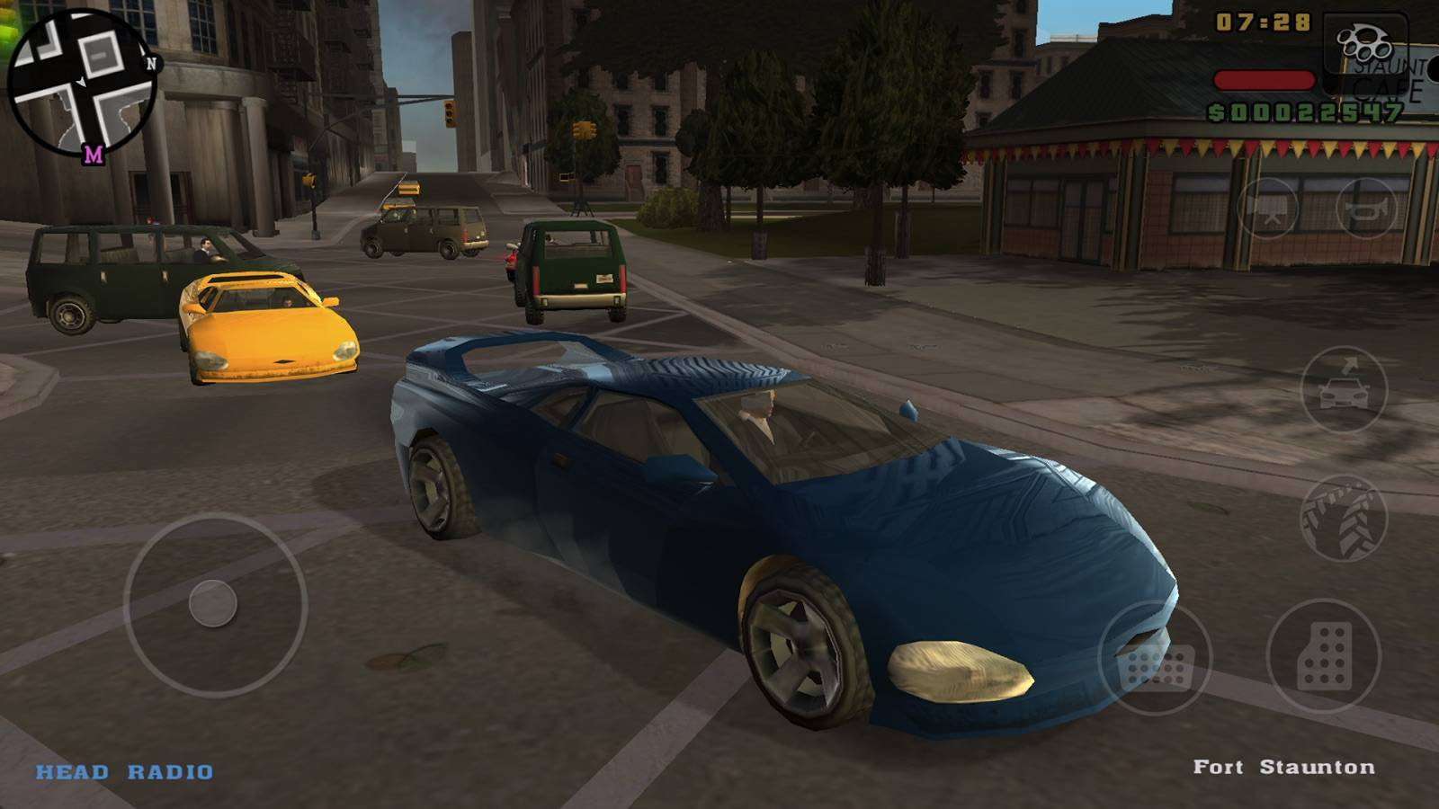 GTA: Liberty City Stories' arrives on Android with shorter