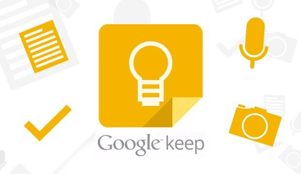 Google Keep now has unified settings both for web and Android app