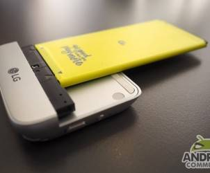 LG G5 Modular Battery Design