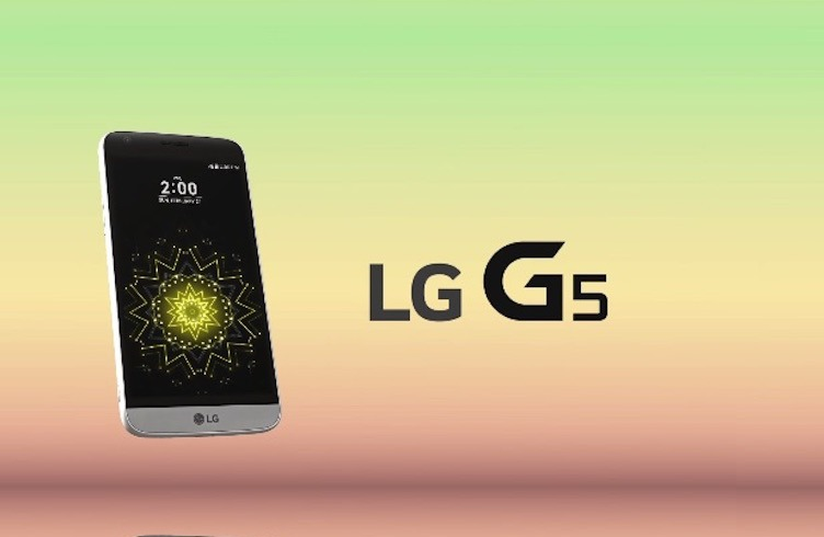 LG G5 and Friends Modular Design smartphone 4