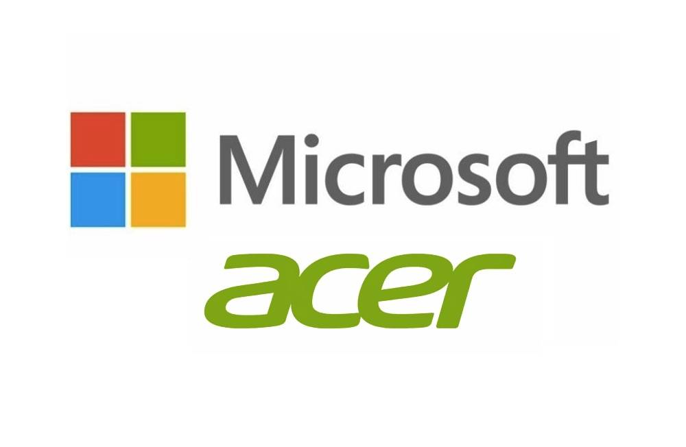 Microsoft adds more partners, Acer to pre-install MS apps on