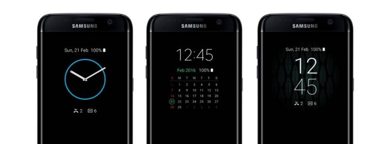 Samsung Galaxy S7 DisplayMate 3