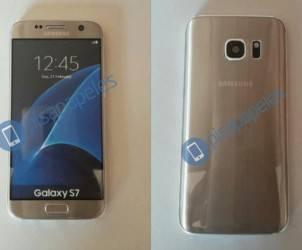 Samsung Galaxy S7 Gold a