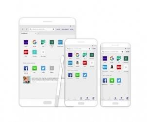 Samsung Internet 4.0 and Cross App