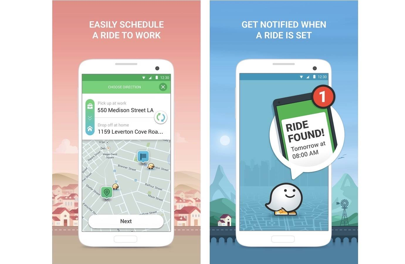RideWith rebranded as 'Waze Rider', still on limited test