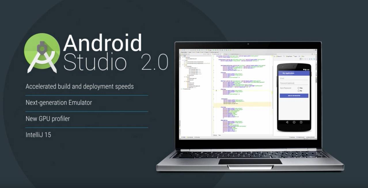 Android Studio 2 0 nears final release, in beta channel now