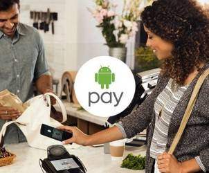Android Pay UK Europe
