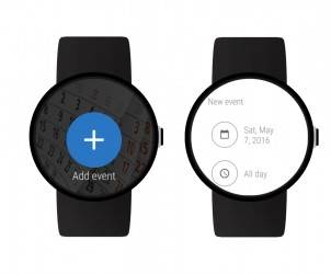 Calendar for Android Wear 2