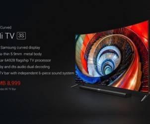 MI TV 3S 65-inch curved