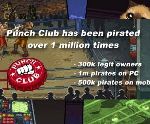 Punch Club 1 million downloads
