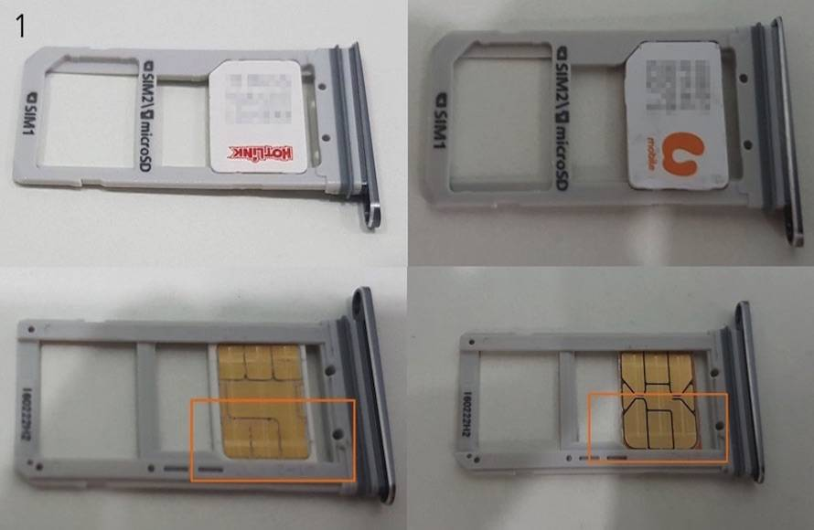 Here's how to insert two Nano SIM cards, microSD card in a ...