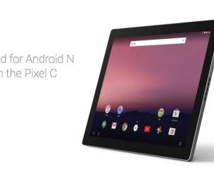 build for android n with pixel c