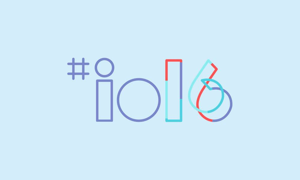 Google I/O's site goes live, registration opens March 8