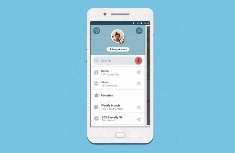 Waze updated with new ETA panel, reduced battery consumption