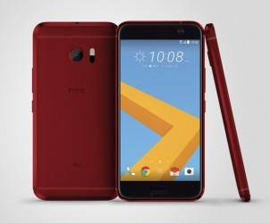 Camellia red version htc 10 kddi