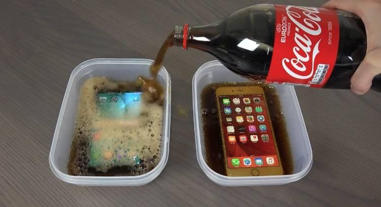 Coca Cola Free Test