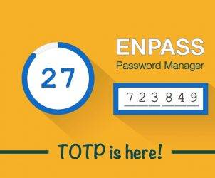 Enpass Password Manager Time-based One Time Password