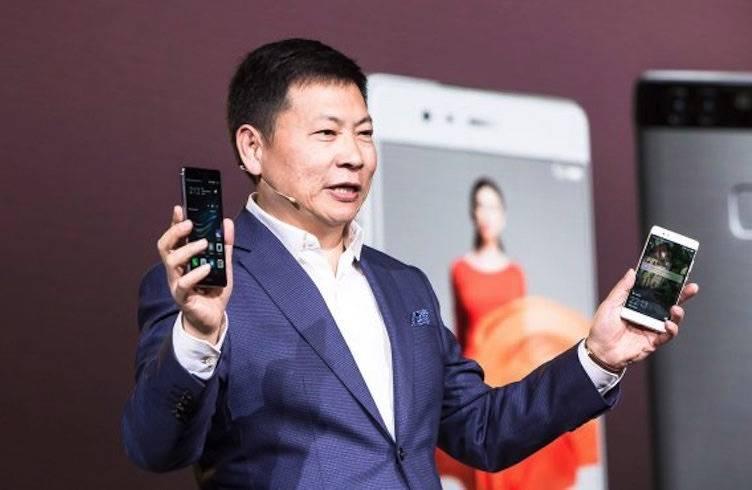 Huawei P9 Richard Yu b