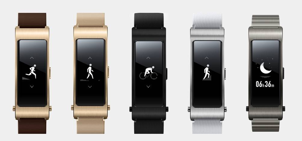 Huawei TalkBand B3 fitness tracker