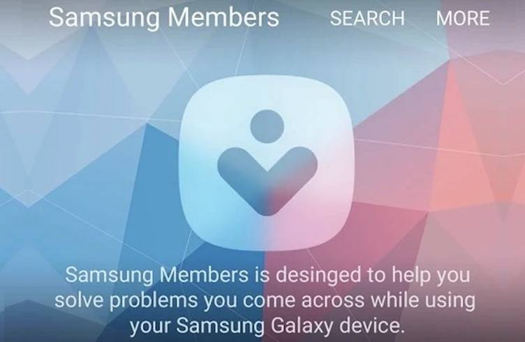Samsung Members App launched for diagnostics, support, and expert