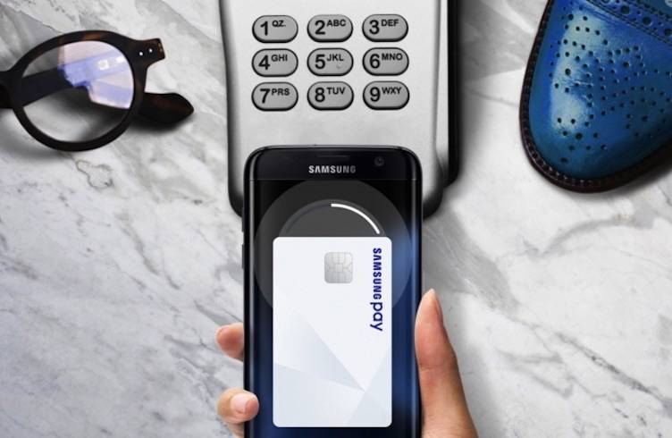 Withdraw money from ATMs in South Korea via Samsung Pay - Android