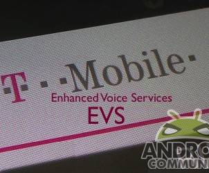 T-MOBILE EVS