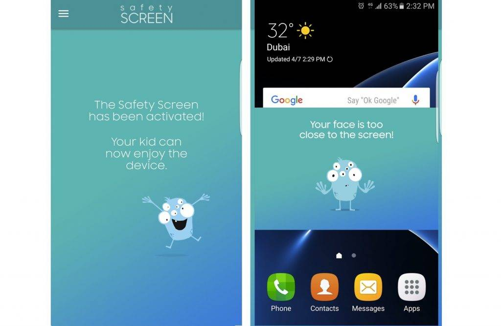 Top 5 Apps That Will Make Your Smartphone a More Powerful Tool - Samsung Safety Screen