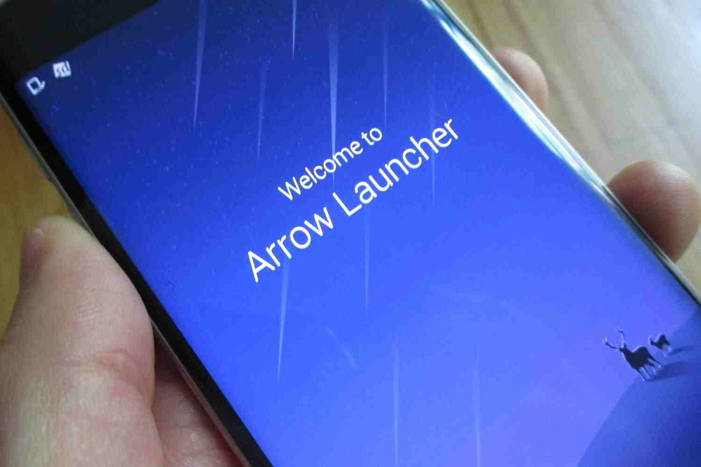 Arrow Launcher update brings Wunderlist sync, reverse apps