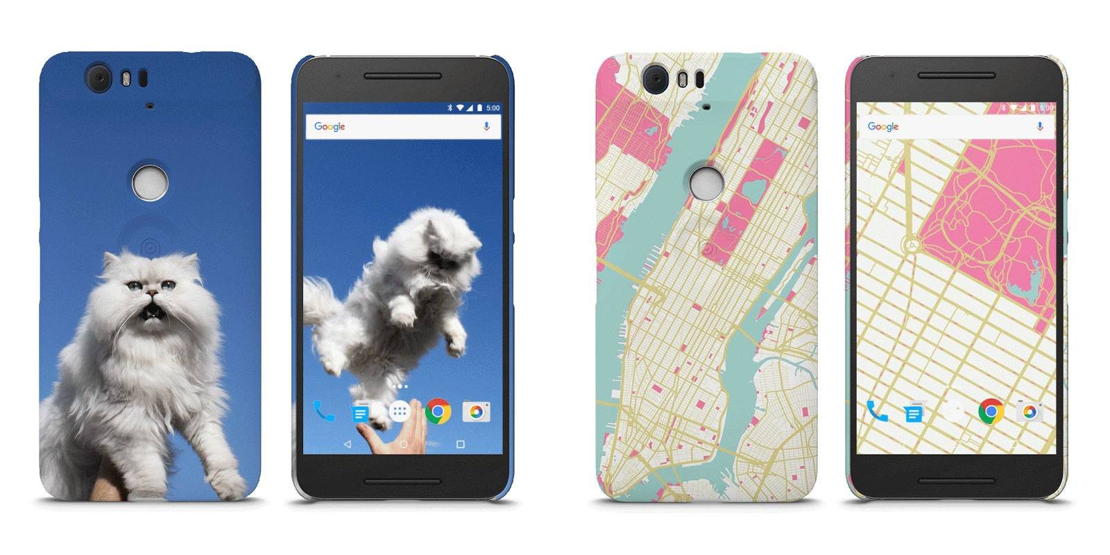 brand new ee754 070d3 Google lets you create 'My Live Case' for your Nexus phone - Android ...