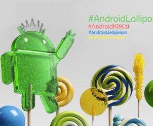 Android Lollipop May 2016 Android distribution