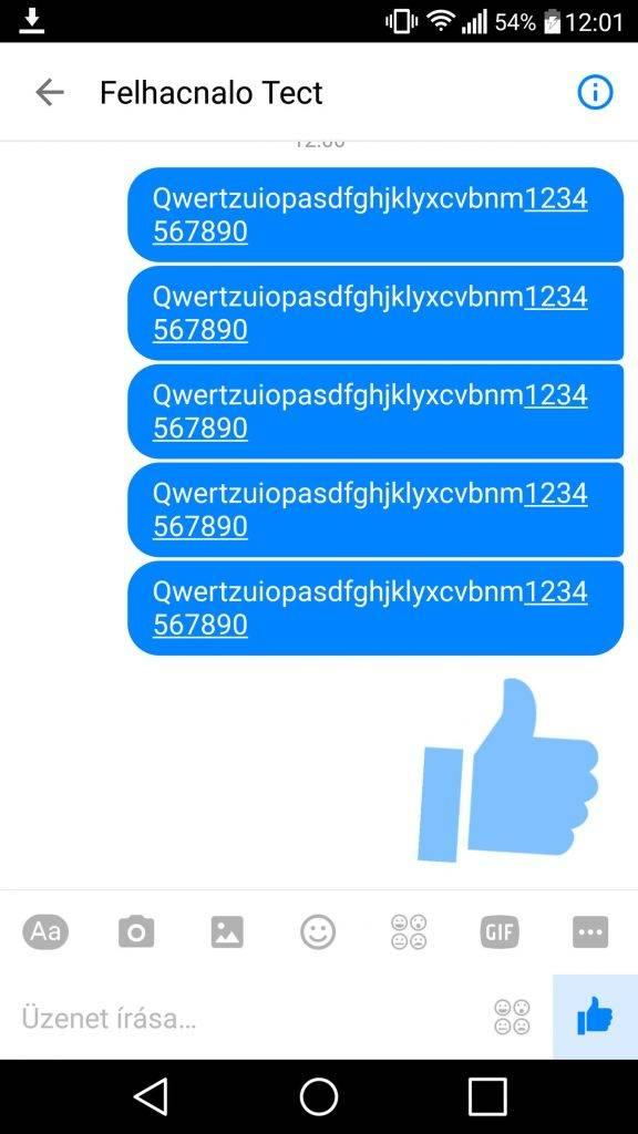 Get Facebook messaging capabilities within main FB app, no
