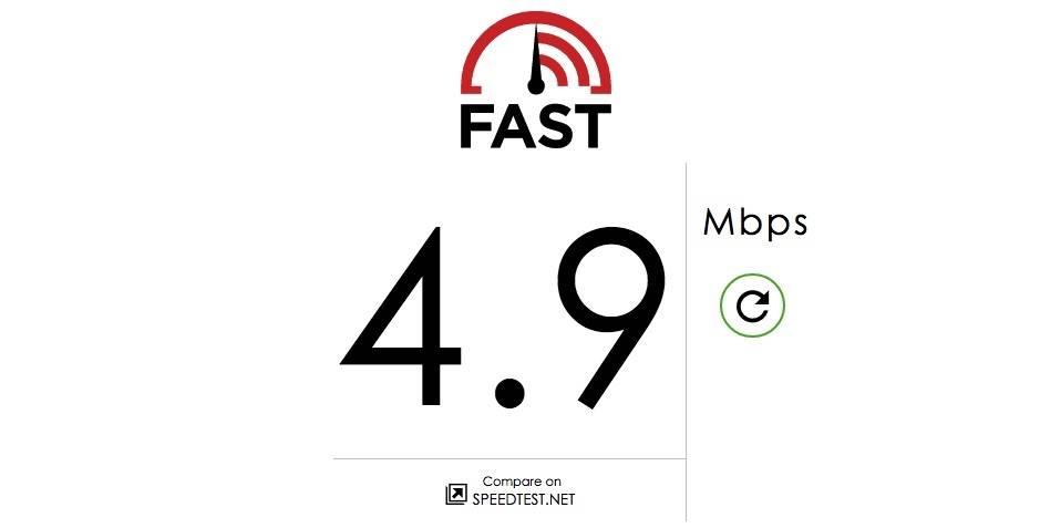 Fast.com a