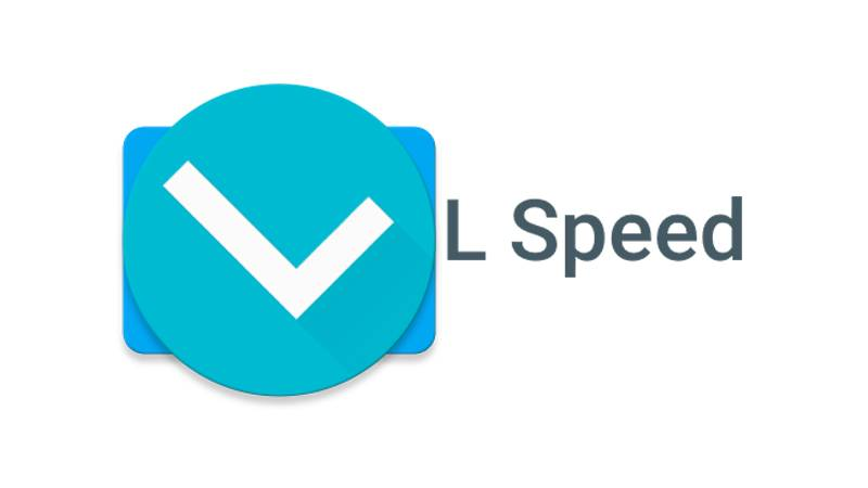 L Speed app is an all-in-one performance tweak combo, root