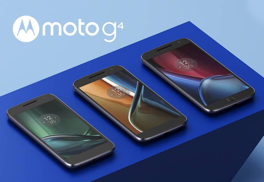 Motorola Moto G4 A
