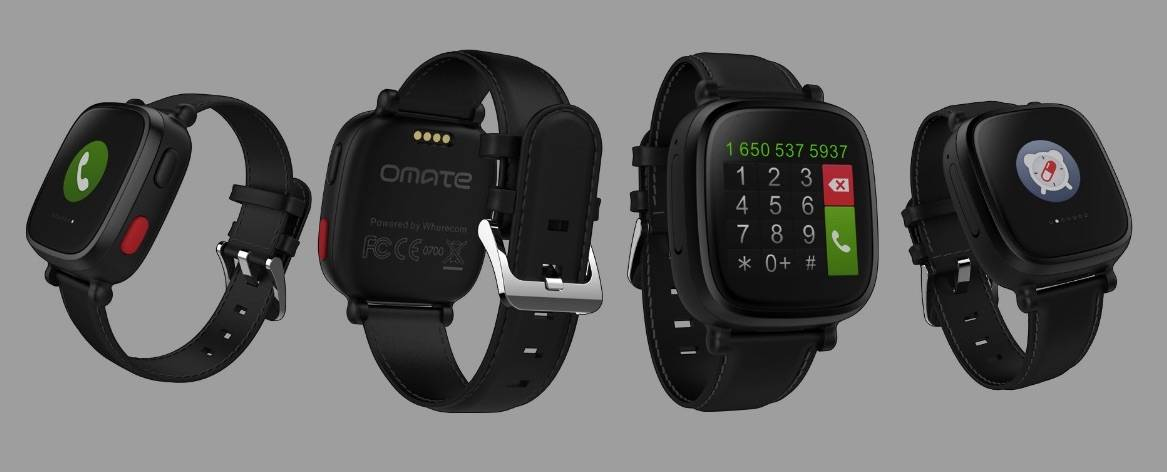 Omate S3 Smartwatch 1