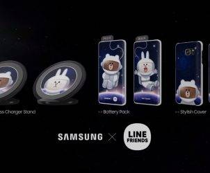 Samsung-X-Line-Friends