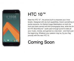 T-MOBILE HTC 10