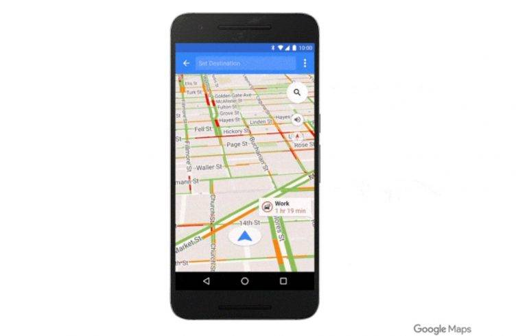 TOP 5 Navigations Apps and Features You Should Try Google Maps Driving Mode
