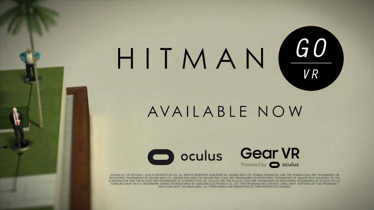 hitman 3 vr oculus