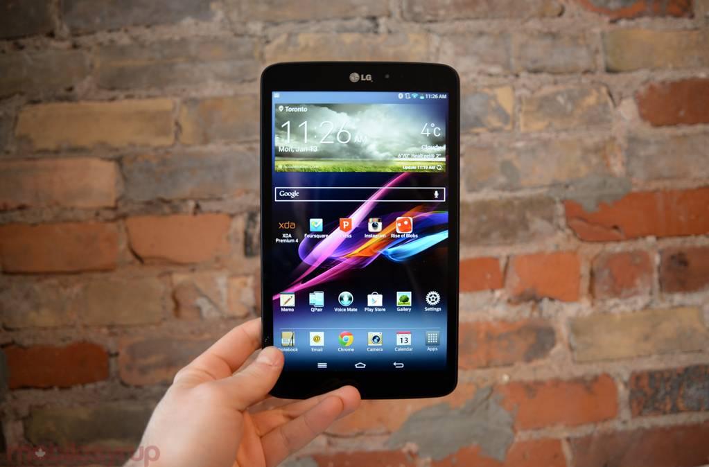 LG G Pad - Android Community