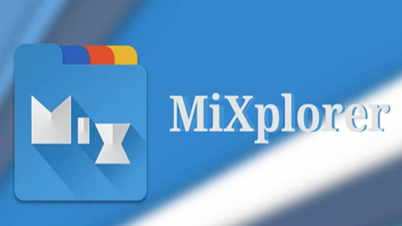MiXplorer, the file explorer app that does everything you want it to