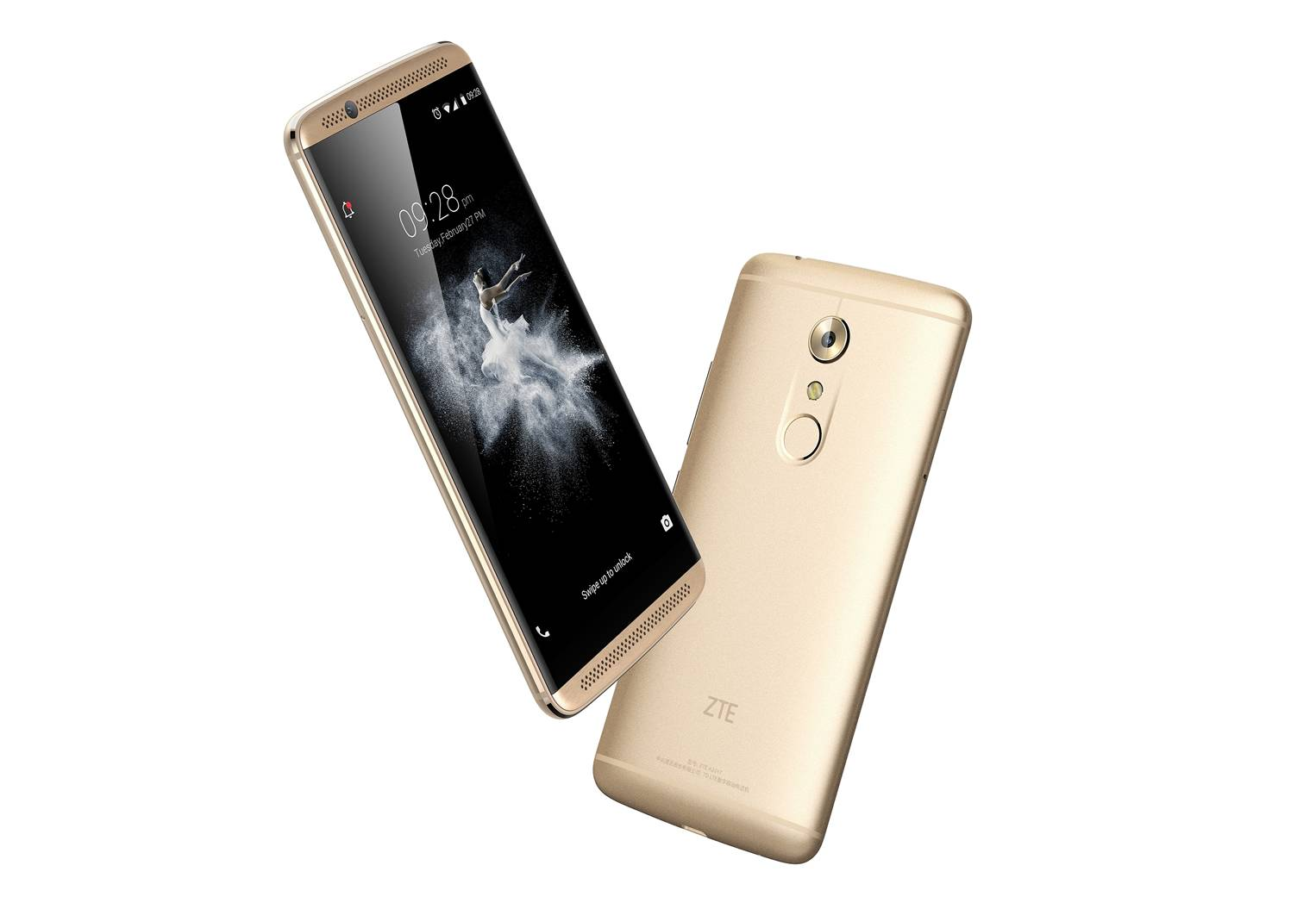 Axon 7 is ZTE's newest flagship, great specs, affordable