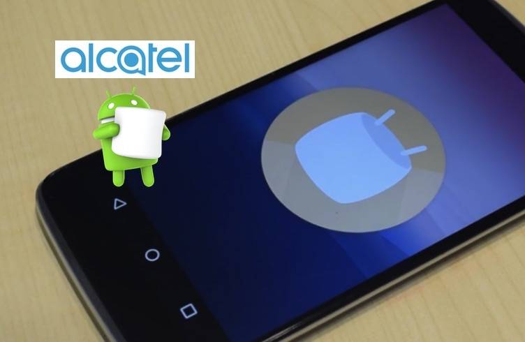 Android 6 0 Marshmallow now ready for the Alcatel One Touch