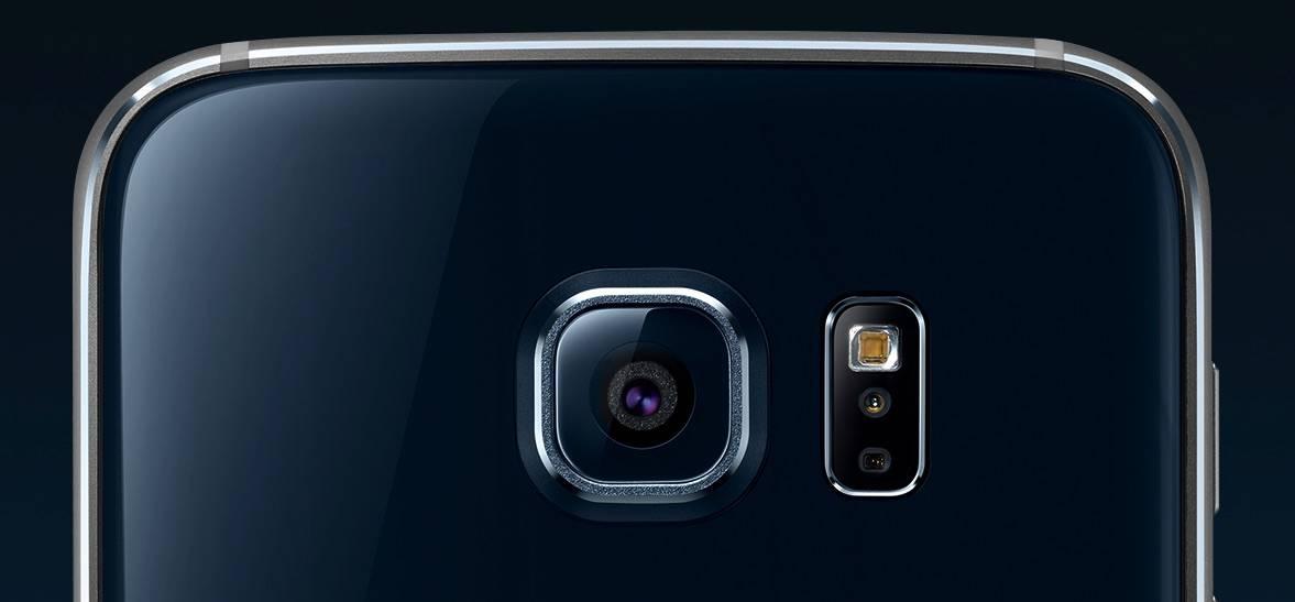 Blue Galaxy S6