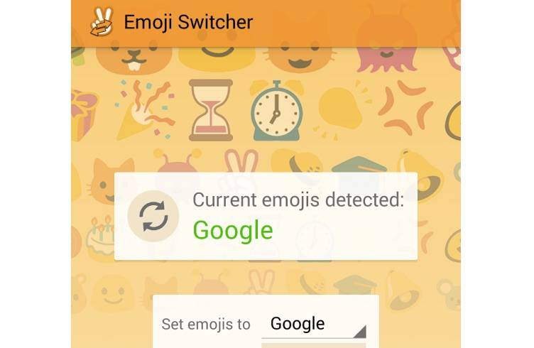 Emoji Switcher now ready for Galaxy S7 and Note 5, still